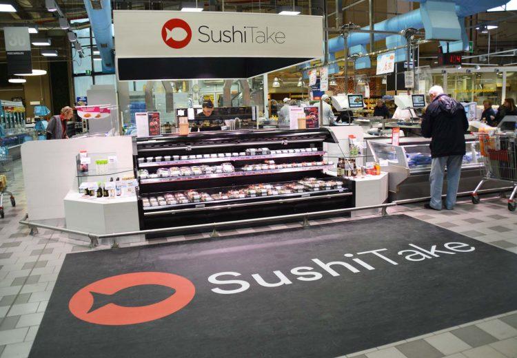 Corner sushi all\'Aquilone. E a marzo si replica alla Spezia ...